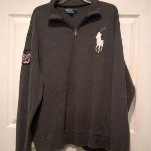 Polo Ralph Lauren Zip Up Size XXL
